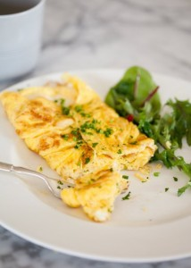 Omelette from The Kitchn